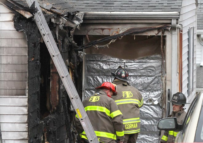 A fire caused 'significant damage' to the home at 27 Mount Hope Ave. in Tiverton on Sunday afternoon, though nobody was injured in the blaze.
