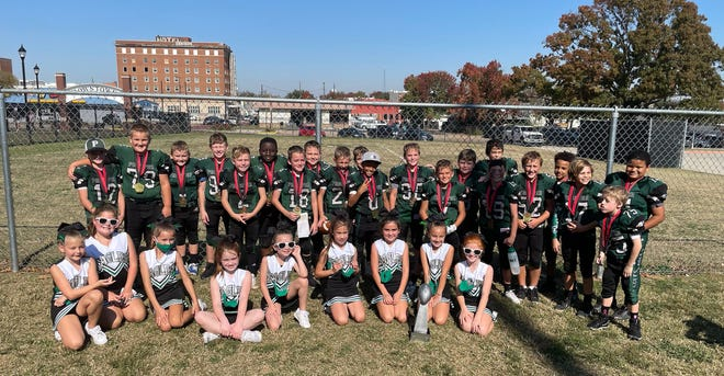 3rd grade Prosper Youth Sports
