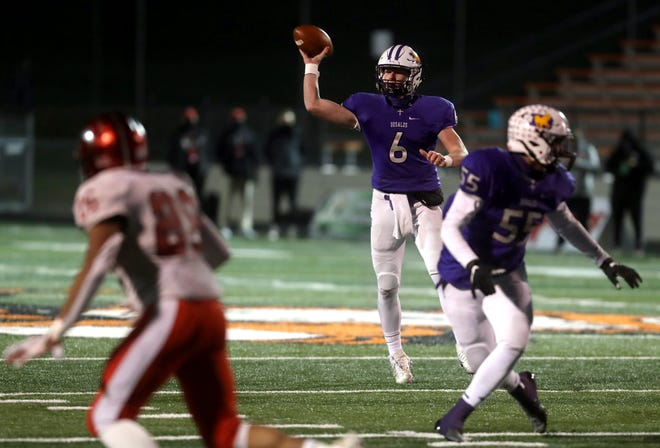 Senior quarterback Whit Hobgood will be a key player for DeSales this season.