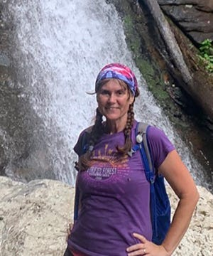 Holly Bass is associate director and cofounder of Waterfall Keepers of North Carolina.