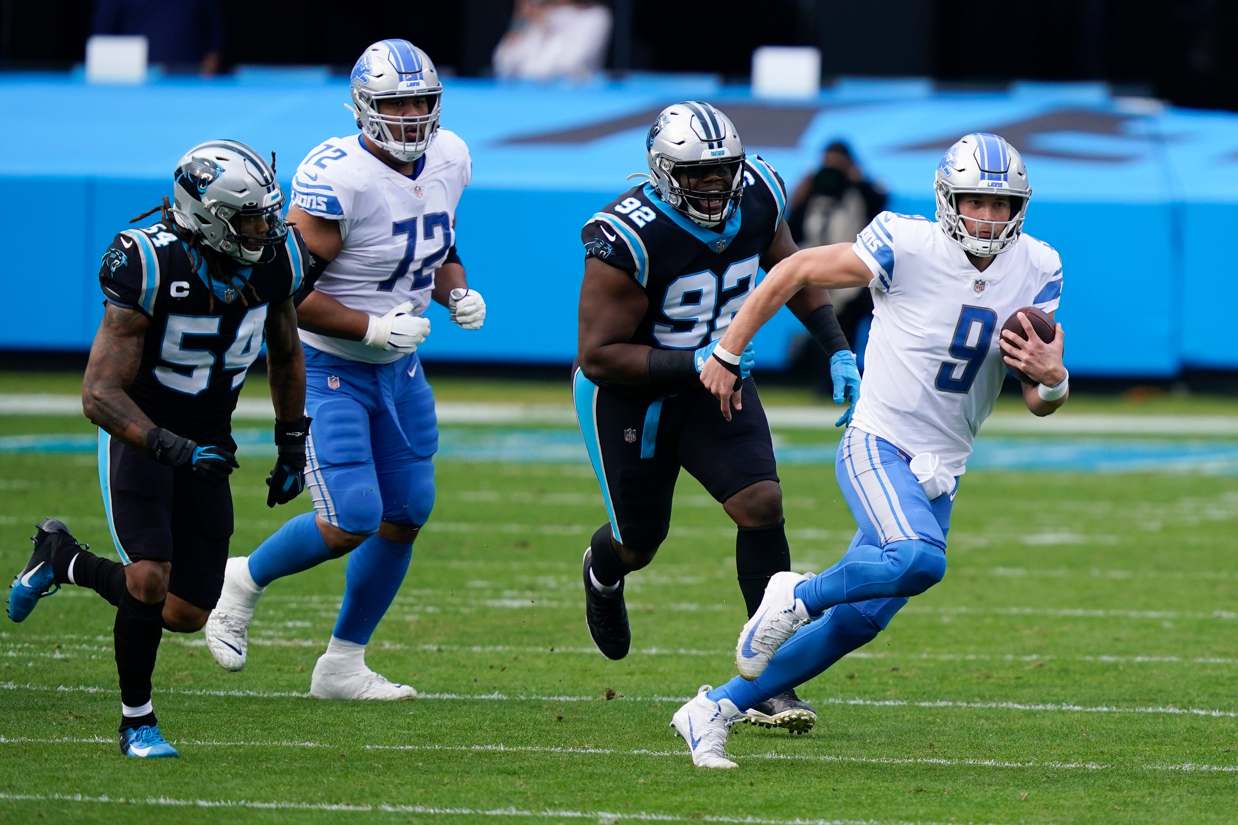 Lions Matthew Stafford Refuses To Point Fingers After Embarrassing Loss