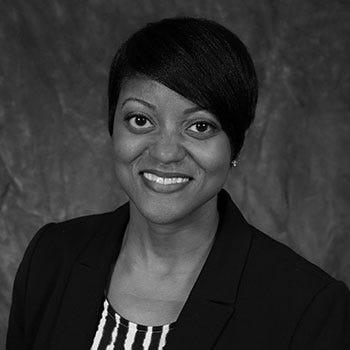 Associate Professor of Higher Education Tamara Bertrand Jones in the Department of Educational Leadership and Policy Studies at Florida State University.