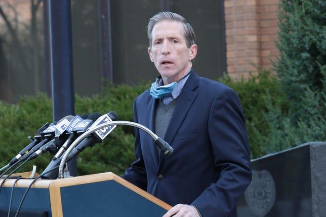 Wauwatosa mayor Dennis McBride.
