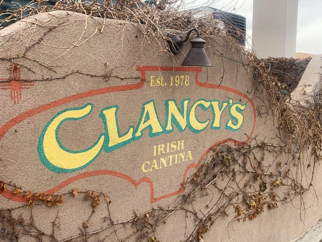 The owners of Clancy's Irish Cantina say the restaurant will eventually reopen after a fire Friday night severely damaged the restaurant's interior.