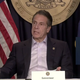 Andrew Cuomo said parts of Rochester will be in an orange zone this week if the trajectory doesn't improve during a COVID-19 briefing on Nov. 22, 2020.