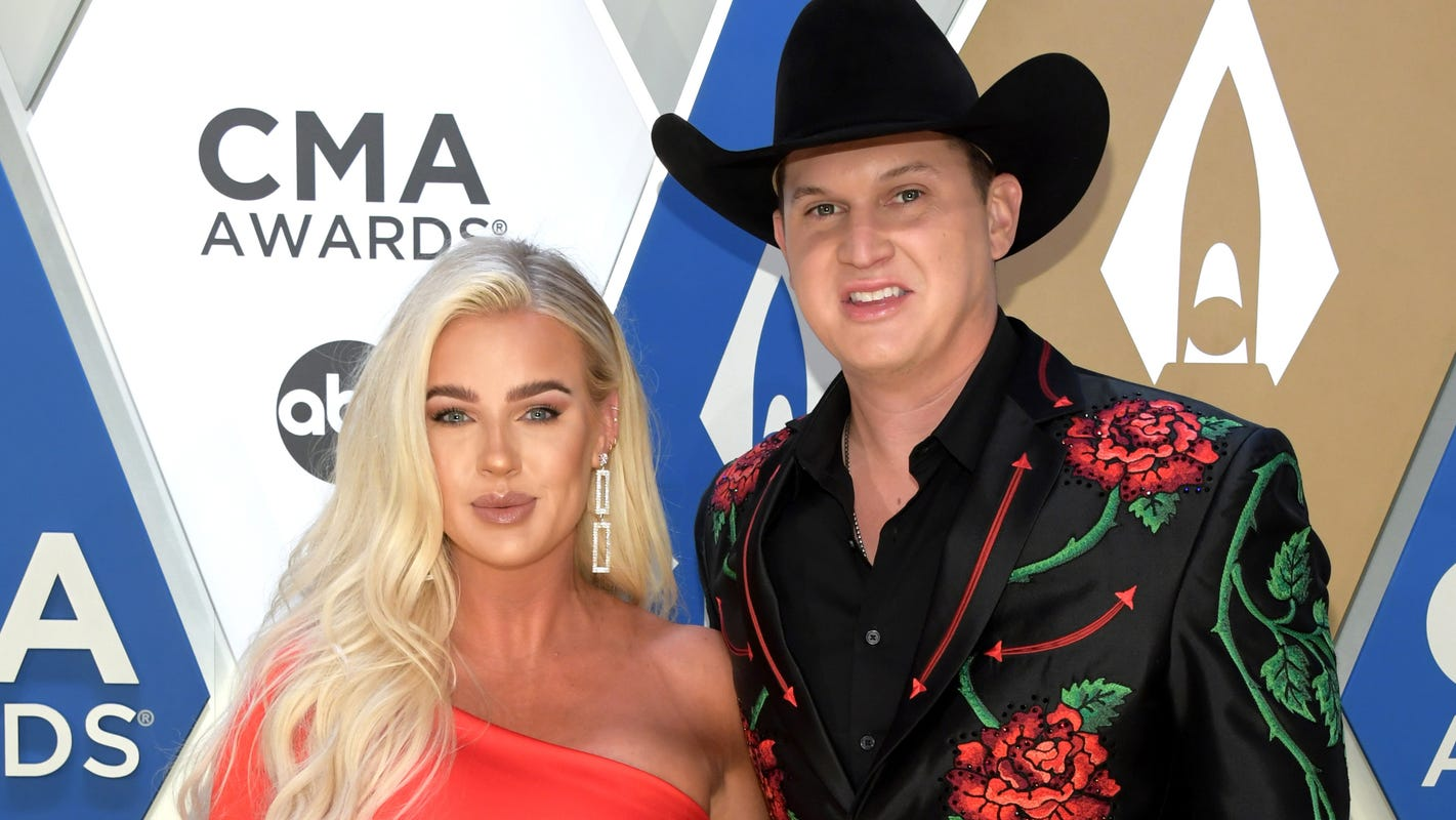 Jon Pardi marries Summer Duncan in intimate Tennessee wedding after COVID-19 canceled May dream wedding - USA TODAY