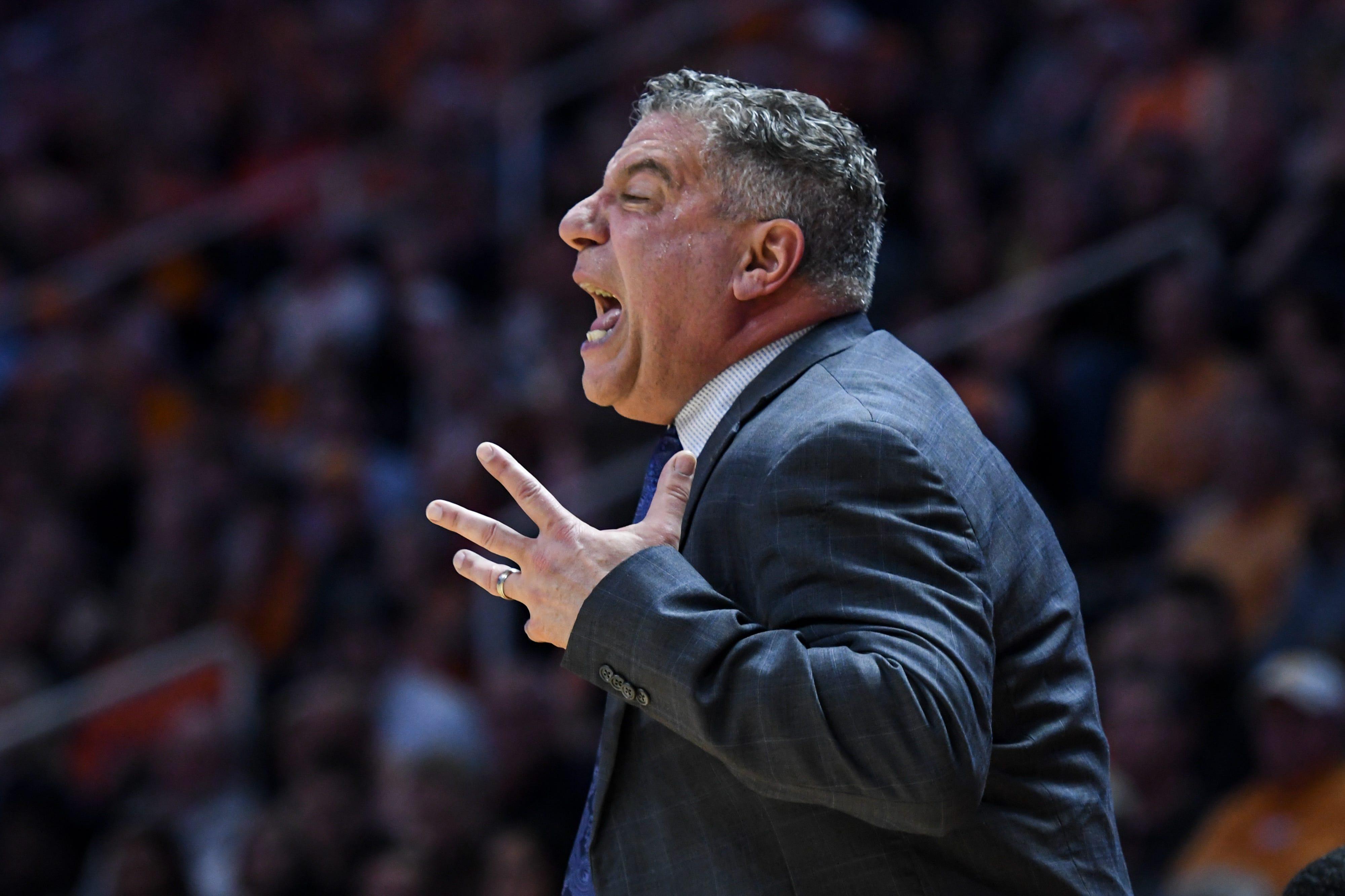 Auburn men's basketball program self-imposing postseason ban for 2020-21 season