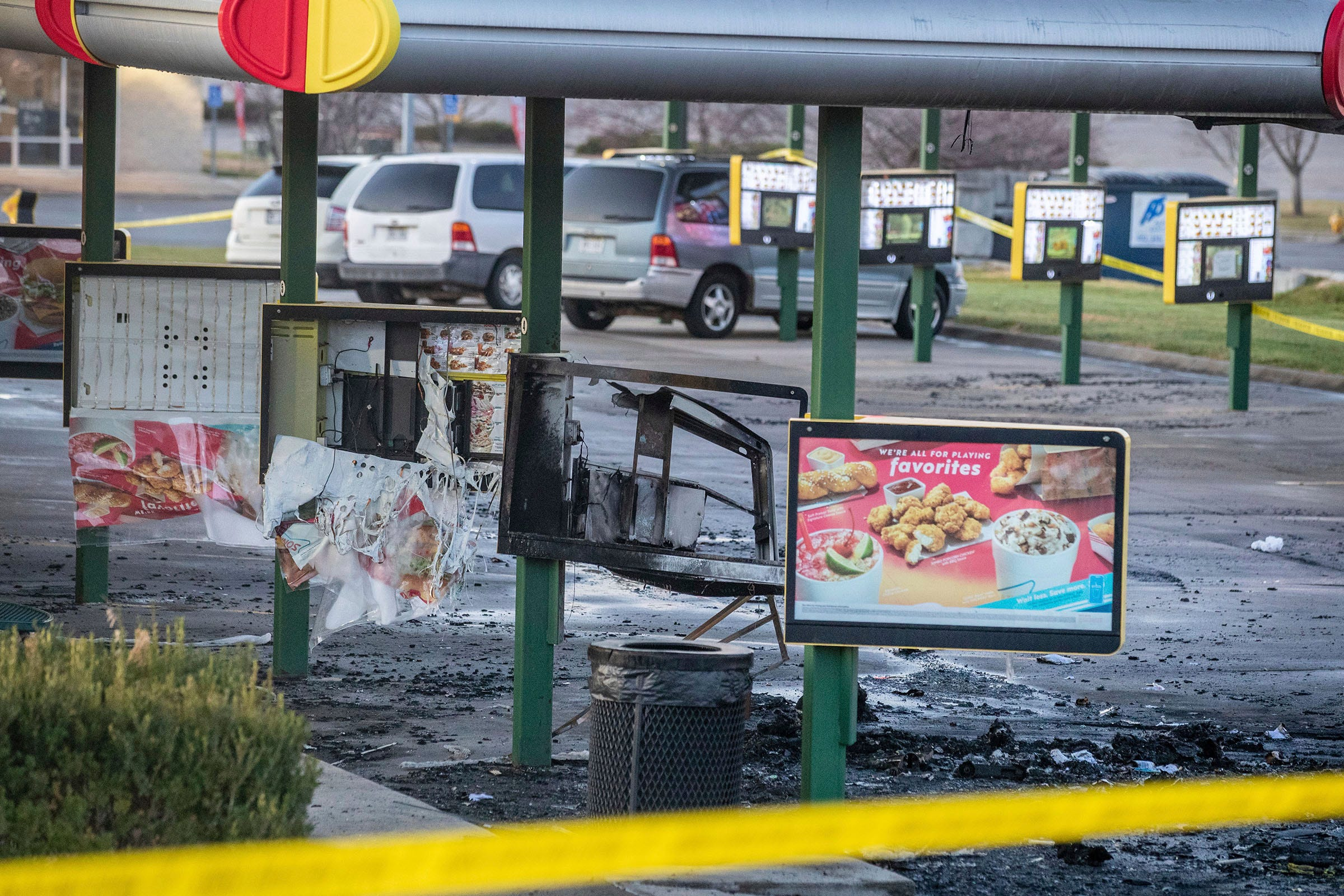 Nebraska man arrested for allegedly shooting 4 people, killing 2, at a Sonic Drive-In restaurant, police say