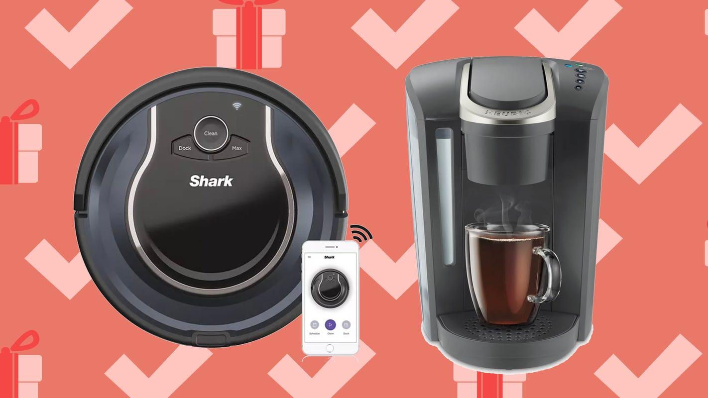 Black Friday 2020 has begun at Kohl's, with mega-savings on Shark vacuums, KitchenAid mixers and more—shop our top picks.