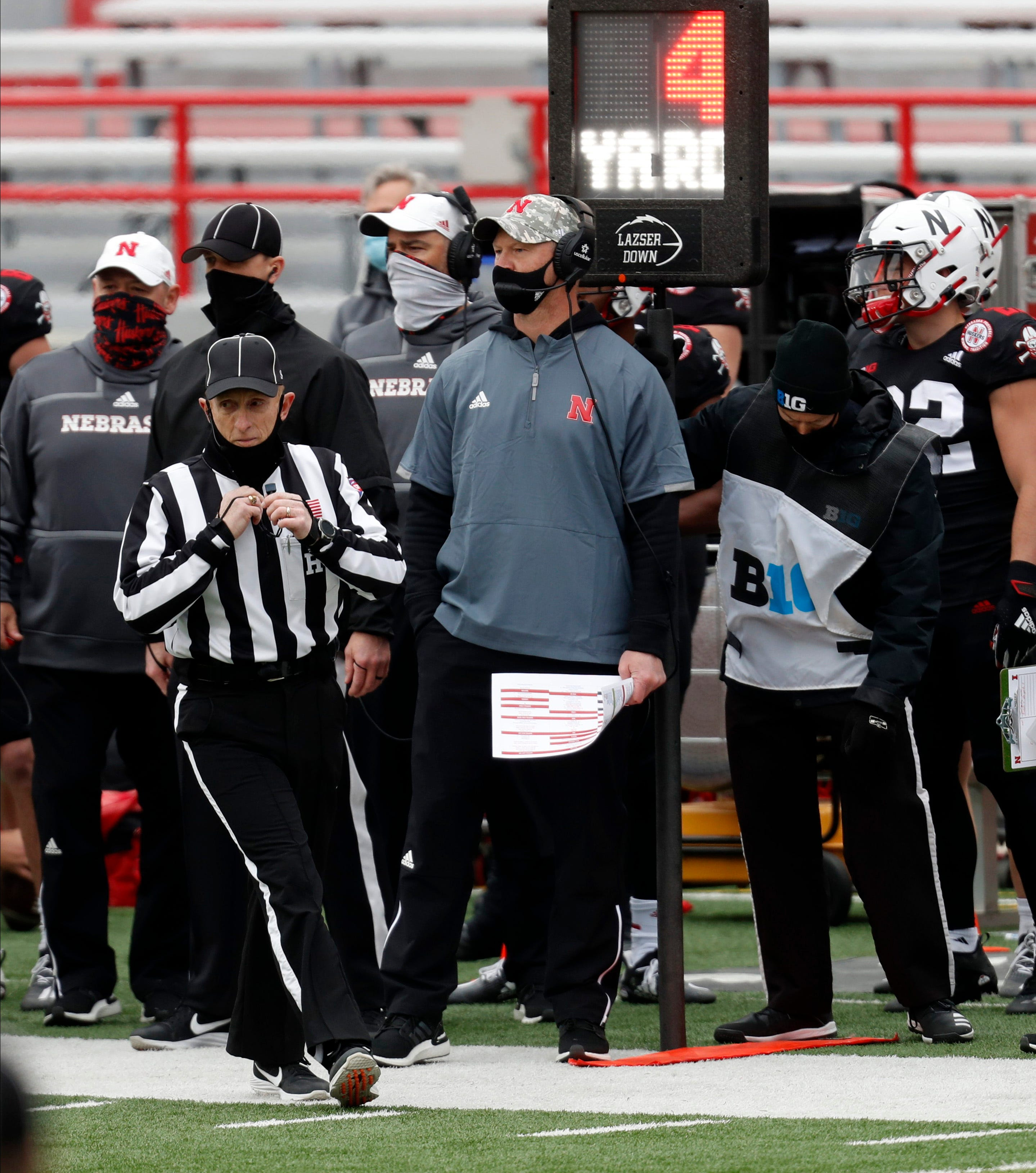 Opinion: Nebraska getting trolled by Illinois after another loss adds to Scott Frost s misery