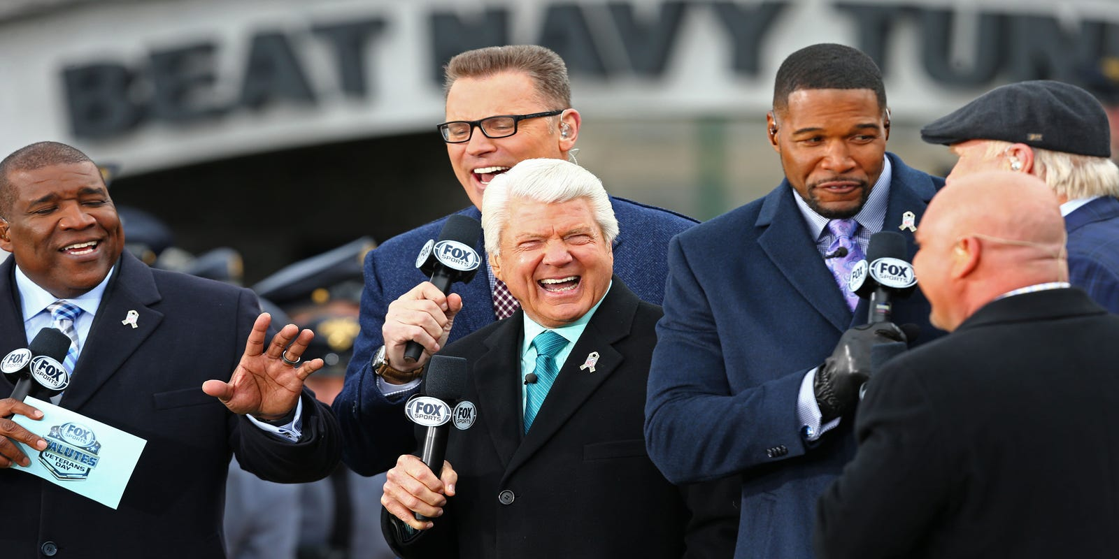 """Fox NFL Sunday"" Crew Moved Out of Studio Due to Coronavirus Concerns"