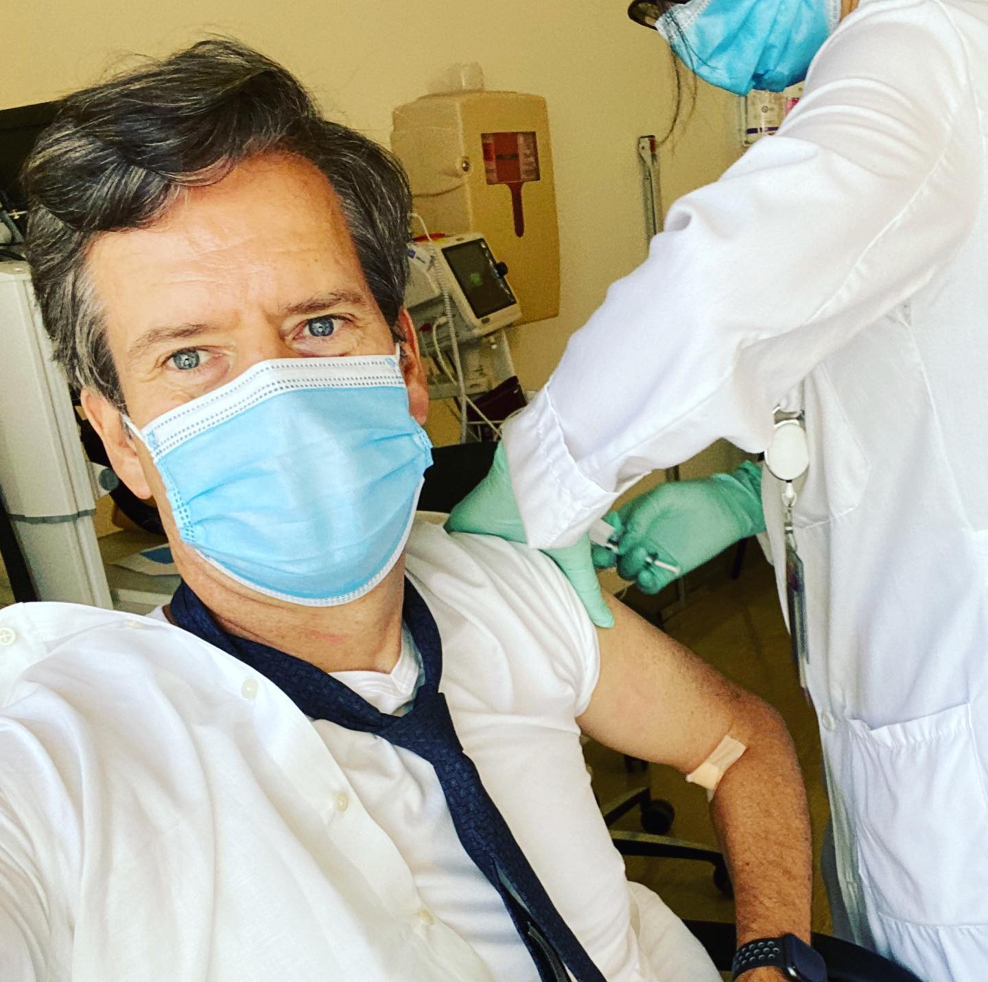 COVID-19 vaccine is coming