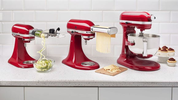 This stand mixer is the best we've tested.