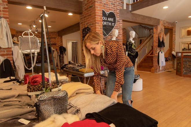 Linda La Rosa, owner of Doylestown clothing boutique Shop Sixty Five, is optimistic about Small Business Saturday. Her business has had to pivot to survive the challenges presented by the pandemic.