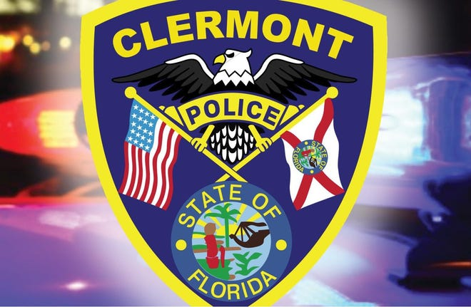Clermont Police Logo