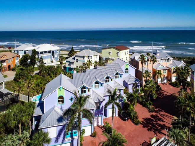 Come discover your little piece of paradise in this secluded Key West-style enclave of 23 condos, just across from the beach in Ormond-by-the-Sea.