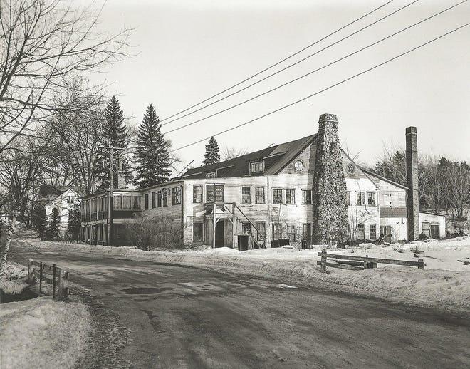 The Arcadia Ballroom in Gardner circa 1968.