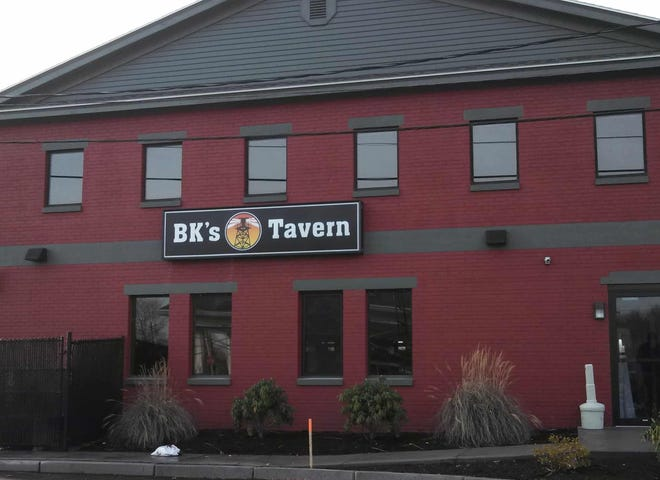Aura Cannabis has plans to open a marijuana business in the former BK's Beacon Tavern, located at the entrance to the Fall River Industrial Park.
