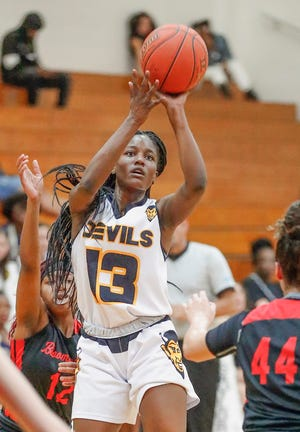 Winter Haven Trinity Hardy recently signed to play basketball at the U.S. Military Academy at West Point.