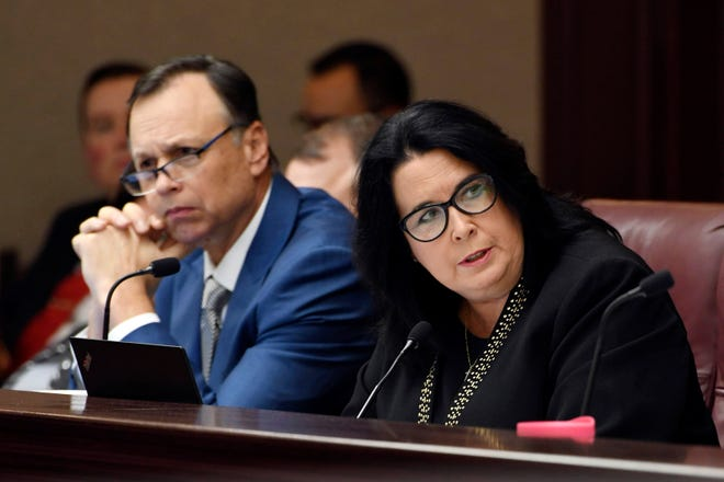 It was a Lakeland connection last week as city native Wilton Simpson, the newly elected Florida Senate president from Trilby in Pasco County, appointed Kelli Stargel as chair of the Senate Appropriations Committee for the 2020-2022 term.