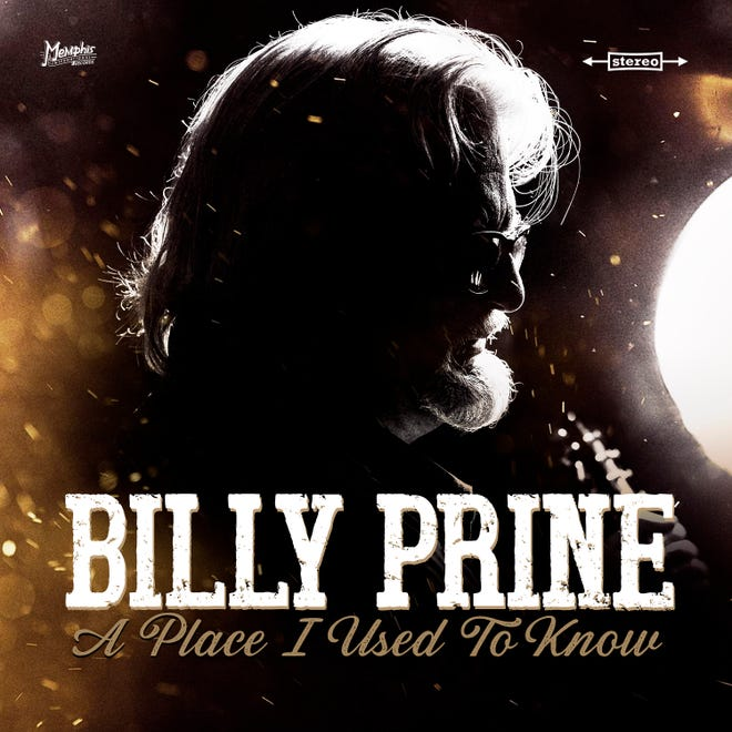 """Billy Prine's six-song EP titled """"A Place I Used To Know"""" was produced by Massachusetts guitarist Mike Dinallo."""