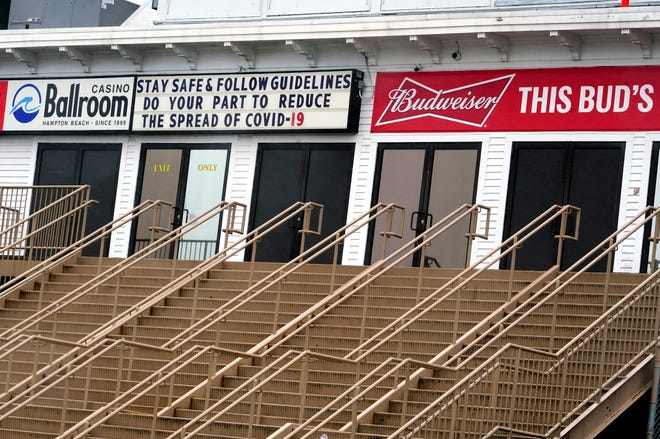 After surviving more than a year without a concert, the Hampton Beach Casino Ballroom will reopen at full capacity on July 2nd.
