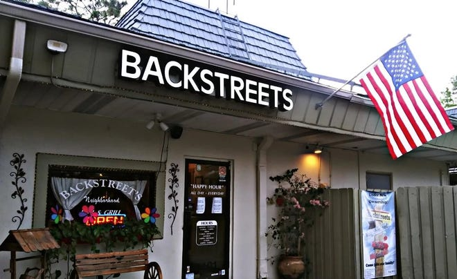 Backstreets Bar and Grill will close for about two weeks after this weekend as its new owners transform it into Kickback Neighborhood Tavern.