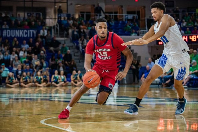 FAU forward Jailyn Ingram is hoping his injuries are behind him and he can lead the Owls to greater heights.