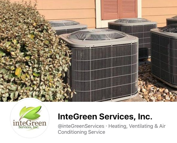 Pratt columnist experienced truth in advertising when he needed help from inteGreen Services, Inc.