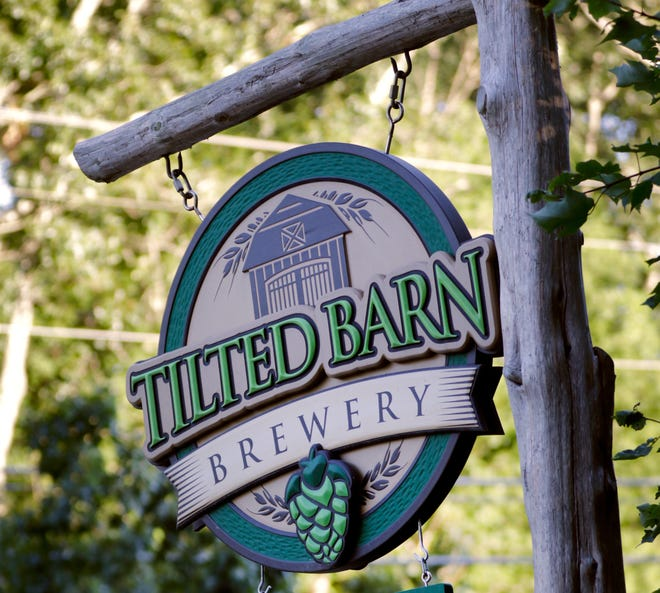 Tilted Barn Brewery in Exeter, the first farm brewery in RI, will open its new barn, years in the making, this week.