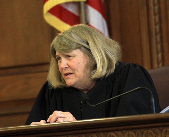 Susan E. McGuirl, Superior Court Justice /The Providence Journal/Bob Thayer