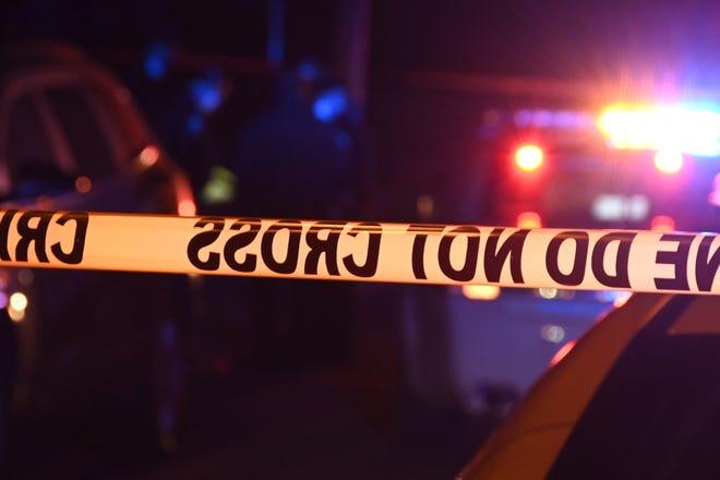 Rockford police crime scene tape, file photo.