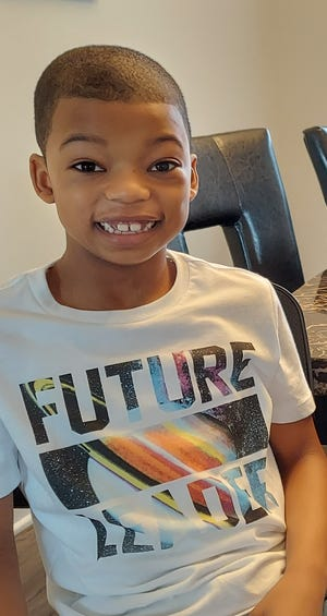 Josiah Jackson of Murrayville Elementary School is New Hanover County's Student of the Week.