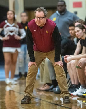 "Westerville North boys basketball coach Shan Trusley and his team have dealt with a two-week COVID-19 shutdown in addition to competition delays from the school district and OCC. ""The most important thing is that the kids and their families remain healthy,"" Trusley said."
