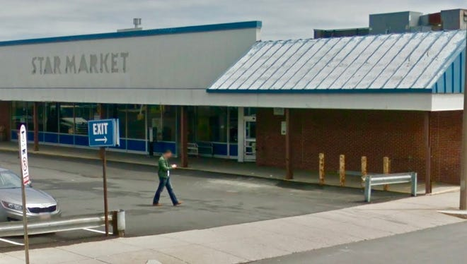 The vacant Star Market in Winter Hill is on the site the city is planning to redevelop.