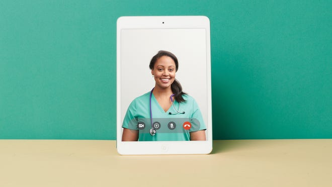 Virtual care, a key element of telehealth, lets patients access many types of healthcare from the comfort of their homes through technology such as video conferencing.