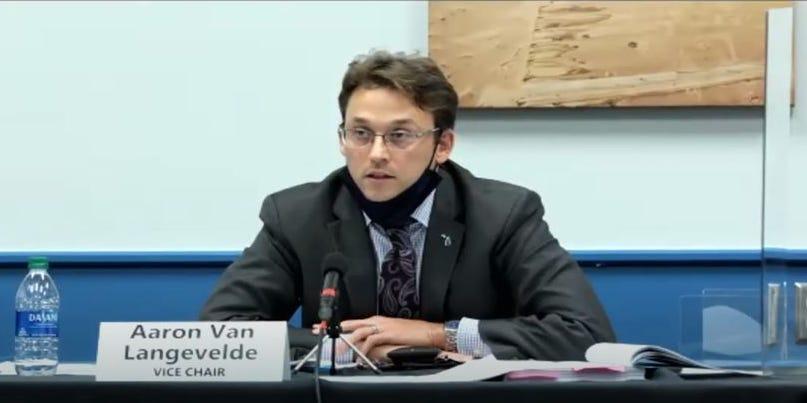 House GOP: Canvasser a 'valued member,' keeps job into next session