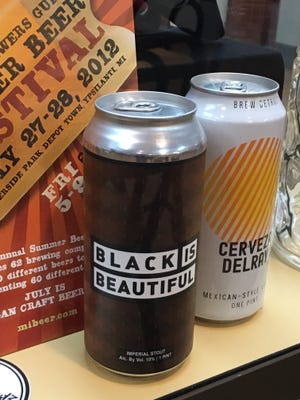 """Detroit's Brewing Heritage"" memperjelas ada bir untuk setiap selera."