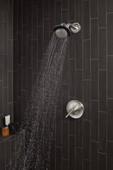 Showerheads featuring removable wireless speaker technology are a great holiday gift.