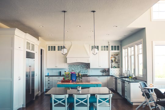 Design a kitchen that will fit your family's needs.