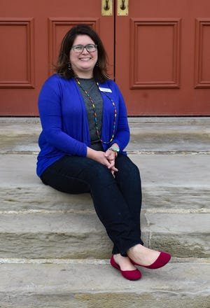 Pam Kensler was chosen to take over leadership of Sandusky County Habitat for Humanity in February. She had little time to become acquainted with her new job before the Habitat office was closed due to the pandemic.