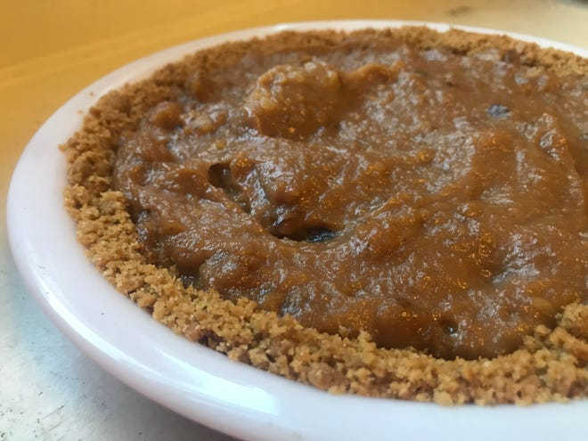 Krejci family graham cracker pie recipe