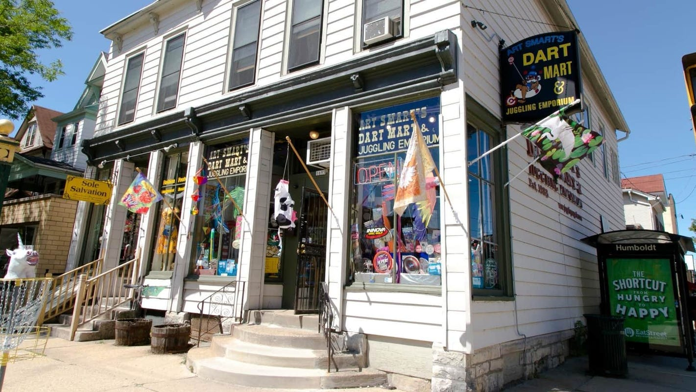 Shop local at one of these small businesses in Milwaukee neighborhoods, from the Third Ward to Historic Mitchell Street