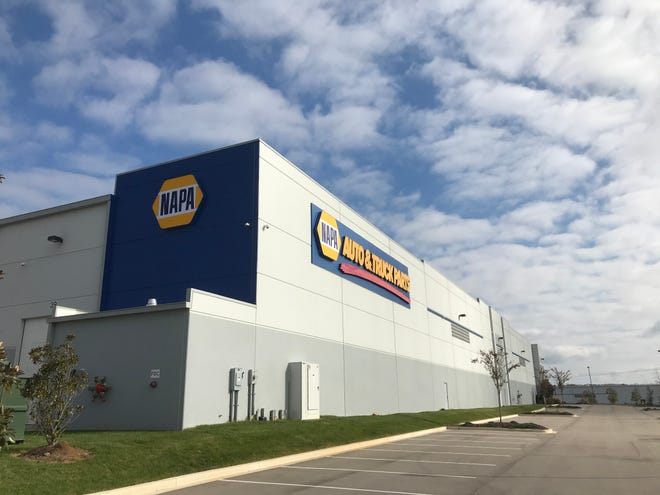 Genuine Auto Parts and NAPA are in a new distribution center in Wilson County that will hire 250 jobs over the next five years.