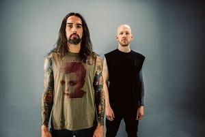 Spirit Adrift guitarist-vocalist Nathan Garrett and drummer Marcus Bryant
