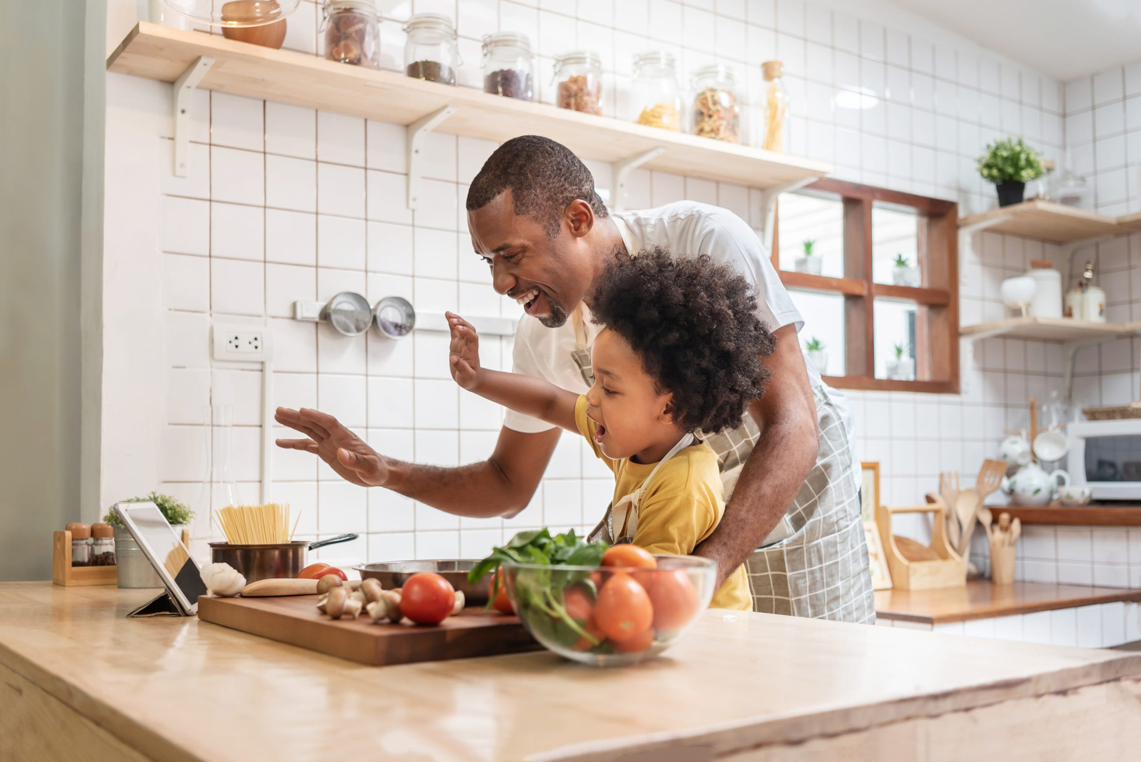 Making a few simple lifestyle changes today, like avoiding processed foods, can make a positive impact on a child's future.