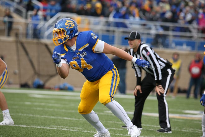 Cade Terveer played in just five games last season before a foot injury sidelined him for the rest of the season.
