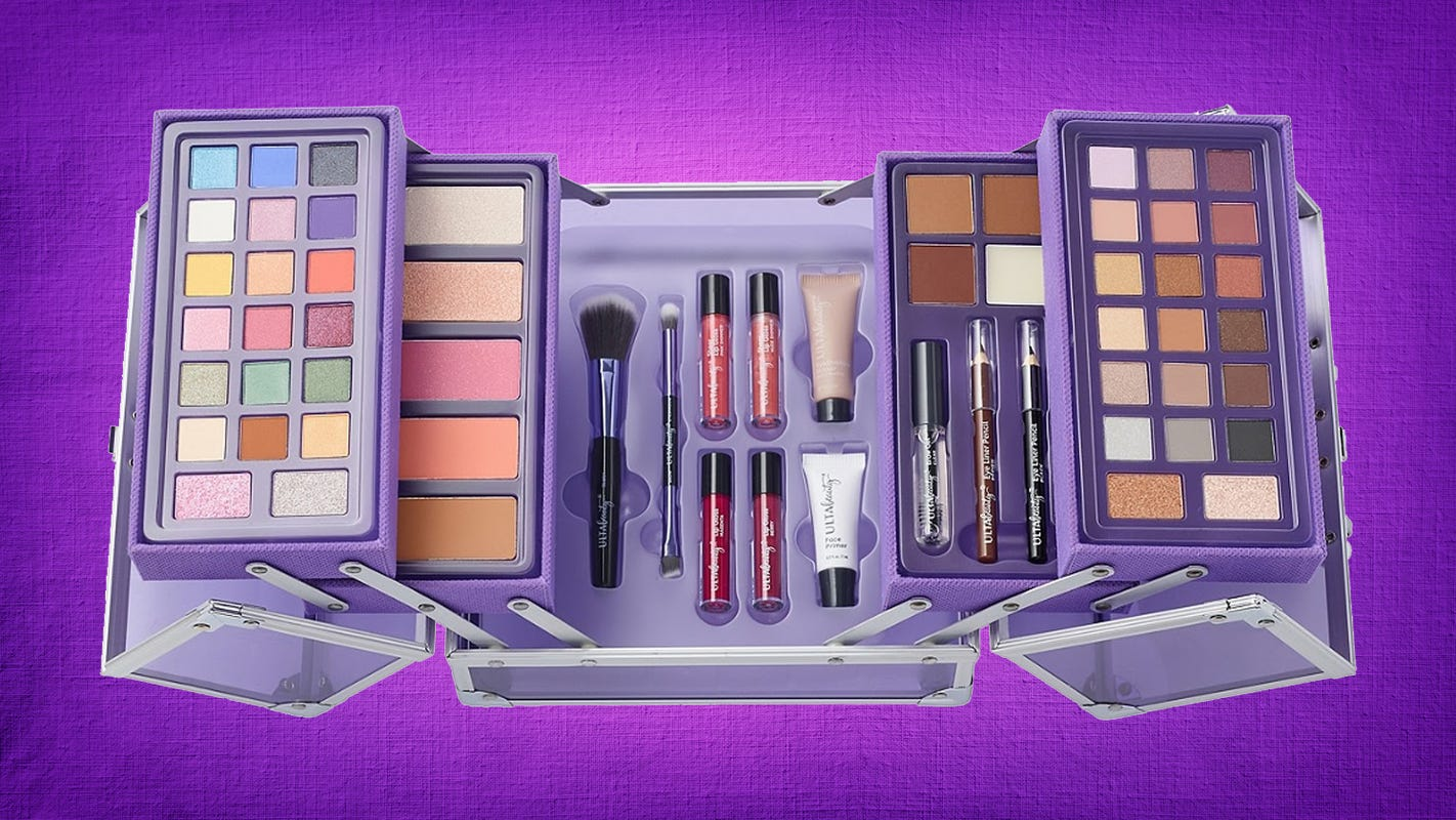 Black Friday 2020: This 60-piece Ulta makeup kit is $16 for Black Friday 2020