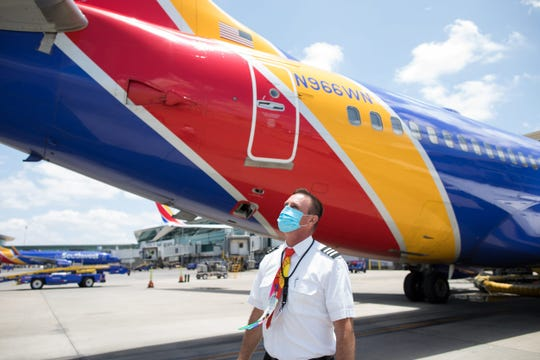Southwest Airlines has proposed laying off nearly 7,000 workers.