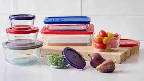 Black Friday 2020: Pyrex Simply Store Glass Bakeware 14-Piece Set